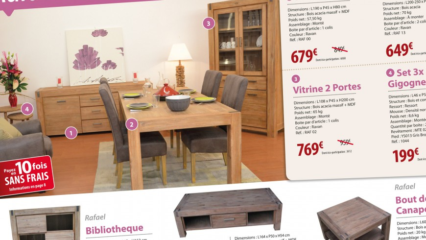 Catalogue Meuble Super U