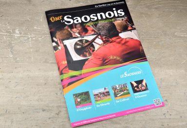 Charte Graphique Magazine Touristique